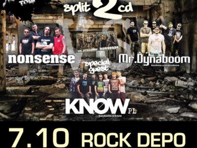 Metal Outbreak – Rock Depo, Velké Meziříčí [CZ]